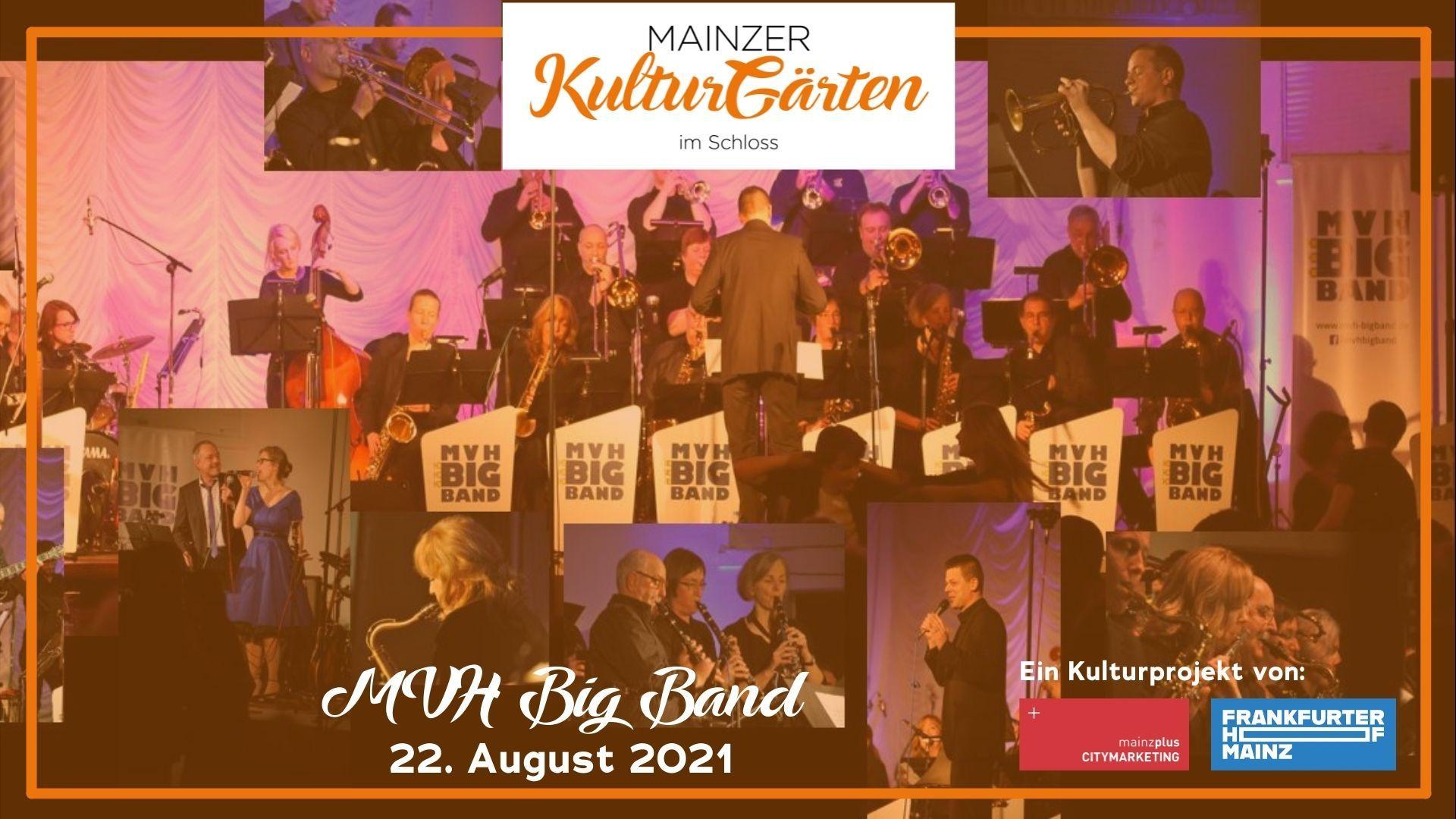 MVH Bigband im Kulturgarten
